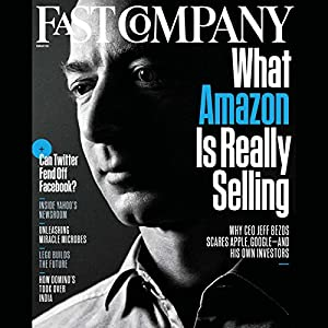 Audible Fast Company, February 2015 Audiomagazin