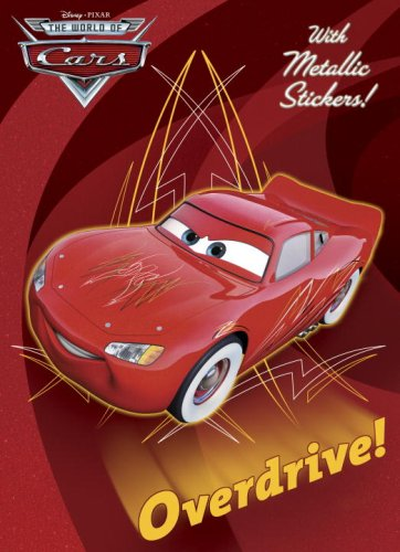 Overdrive! (Hologramatic Sticker Book)