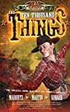 img - for The Ten Thousand Things (Dead West Book 2) book / textbook / text book