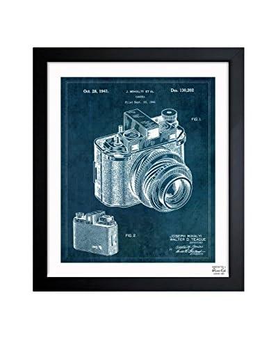 Oliver Gal Kodak Camera 1941 Framed Art