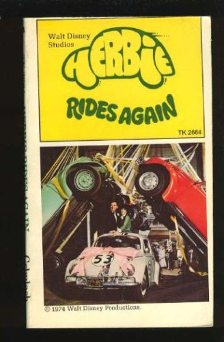 Image for Herbie Rides Again