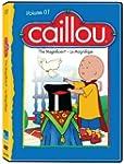 Caillou - The Magnificent (Bilingual)