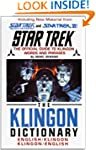 The Klingon Dictionary: English/Kling...