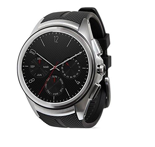 LG Watch Urbane 2nd Edition LG-W200 Black ブラック 3G/LTE対応 【並行輸入品】