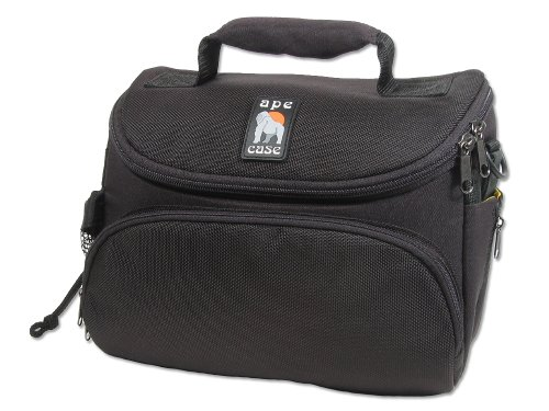 Ape Case Digital or Small SLR/Mini DVD Case & Accessories Bag AC260