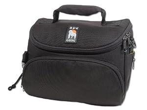 Ape Case Digital or Small SLR/Mini DVD Case & Accessories Bag AC260