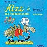 echange, troc u./missler,r. Scheffler - Aetze Das Fussballmonster