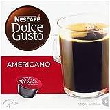 Nescafé Dolce Gusto Caffè Americano, Lot de 3, 3 x 16 Capsules