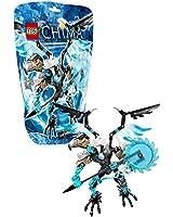 Lego Legends Of Chima-figurines D'action - 70210 - Jeu De Construction - Chi Vardy