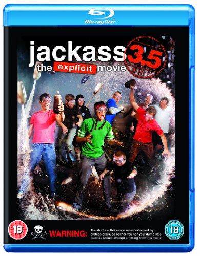 Jackass 3.5 [Blu-ray] [Import]