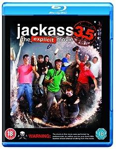 Jackass 3.5 [Blu-ray] [2010] [Region Free]