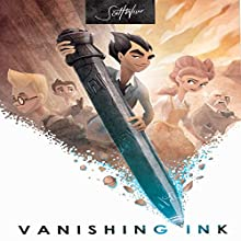 Vanishing Ink (       UNABRIDGED) by Scott Wiser Narrated by Brandon Wainwright