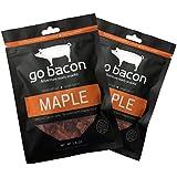 GoBacon - Premium Uncured Maple Bacon Jerky