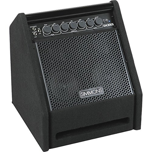 Simmons DA200S Electronic Drum Set Monitor (Electronic Drum Amplifier compare prices)