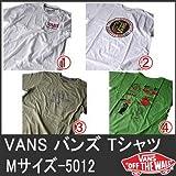 (バンズ)VANS 半袖T Mサイズ-A 5012