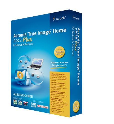 True Image Home 2012 Plus 1 PC