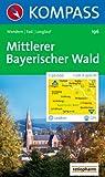 echange, troc Sivarama P. Dandamudi - 196: Mittlerer Bayerischer Wald 1:50, 000