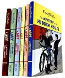 Enid Blyton Enid Blyton Classic Mystery Stories 6 Books Collection Set RRP: £29.94 (Classic Mysteries) (Enid Blyton Collection) (The Mystery of the Burnt Cottage, The Mystery of the Disappearing Cat, The Mystery of the Secret Room, The Mystery of the Sp