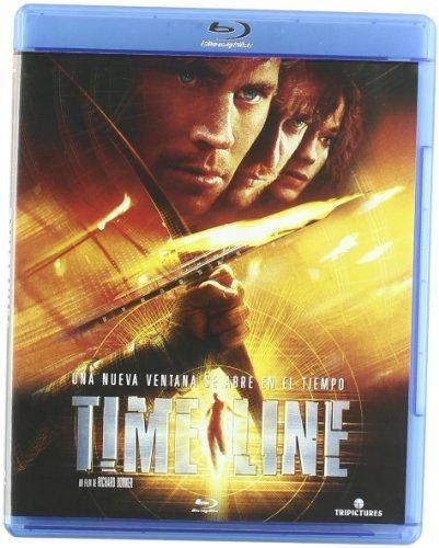 Timeline ( Time line ) (Blu-Ray)