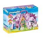 Playmobil-6179-Licorne-Mallette-Fe-Pays-Outils-de-jeu