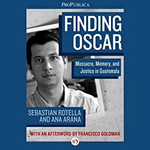 Finding Oscar Audiobook