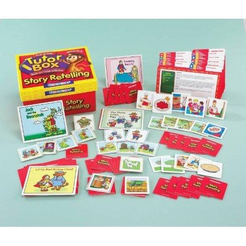 First Grade Tutor Box Back-on-track Activities