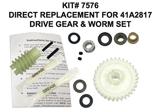 Liftmaster/Chamberlain/Sentex 41A2817 Gear Kit (Lift Master Drive Gear compare prices)
