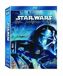 Star Wars: The Original Trilogy (Episodes IV-VI) (Bilingual) [Blu-ray]