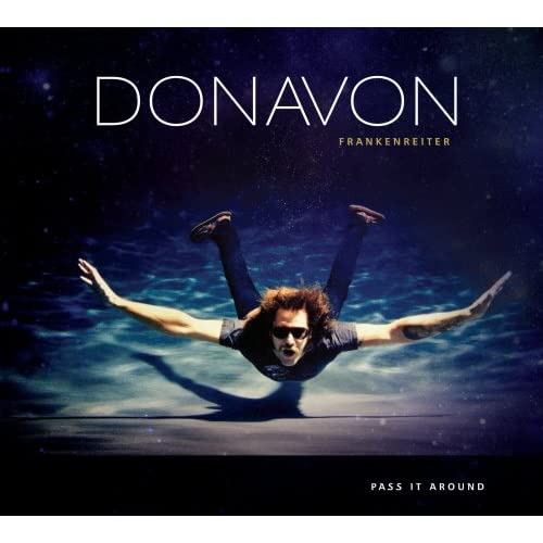 buy donavon frankenreiter pass it along CD