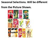 Glico Pocky Collection Japanese Cookies / (14 Packs)