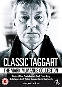 Classic Taggart - The Mark McManus Collection (7 Disc) [DVD]