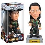 Thor The Dark World Movie Loki Marvel Bobble Head