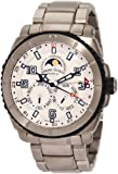 Armand Nicolet Men's T612A-AG-MT610 S05 Sporty Automatic Titanium Watch