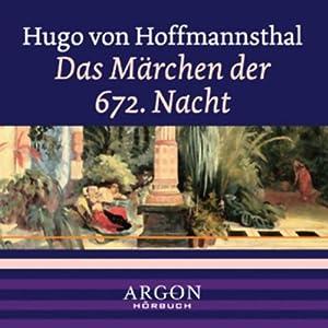 Das Maerchen der 672. Nacht Hörbuch