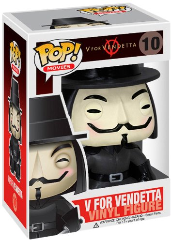 Funko Figurina Cinema Pop - V For Vendetta