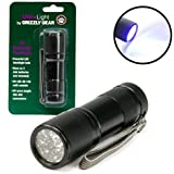 UV Ultra Blacklight and Flashlight with Zoom By Ultra Light