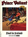Prince Valiant, Vol. 19: Duel in Ireland (1560971223) by Foster, Harold