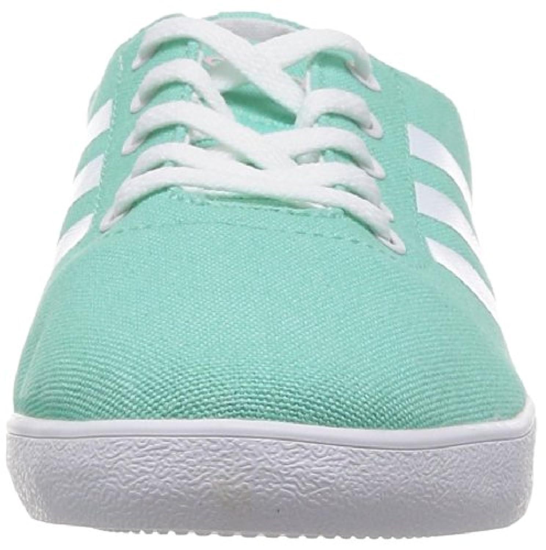 Adidas Neo Women | s Green Qt Vulc Trainers Women Green | 042ad72 - burpimmunitet.website