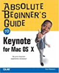 Absolute Beginner's Guide to Keynote...