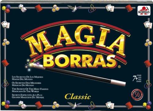 Educa Borrás 24047 - Magia Borras Clásica 50 Trucos