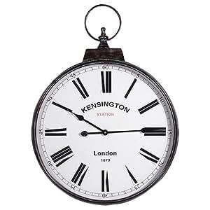 Extra large kensington wall clock kitchen home - Extra large wall clocks uk ...