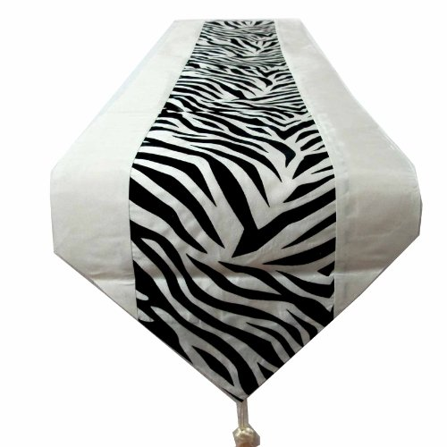 Zebra Striped Bedding