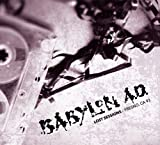 Lost Sessions: Fresno Ca 93 by Babylon A.D. [Music CD]