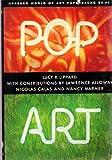 Pop art (World of art) (0195199375) by Lippard, Lucy R