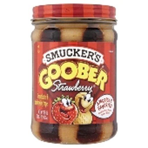 smuckers-goober-fragola-e-burro-di-arachidi-diffusione-510g