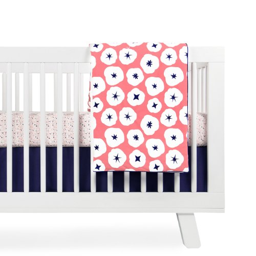 Babyletto Play Blanket, In Bloom