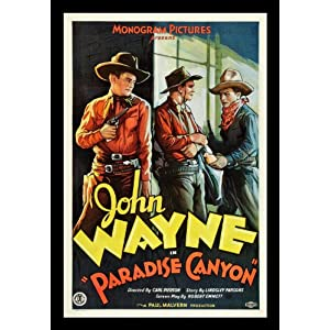 PARADISE CANYON * CINEMASTERPIECES ORIGINAL VINTAGE ...