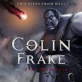 Colin Frake On Fire Mountain