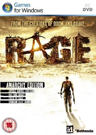 Rage: Anarchy Edition (PC DVD)