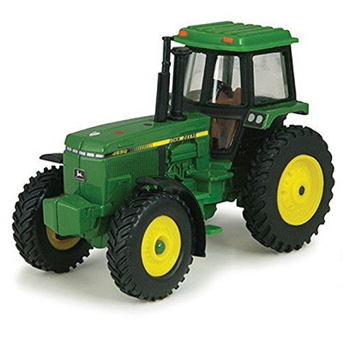 john-deere-ertl-1-64-vintage-tractor-with-cab-collect-n-play